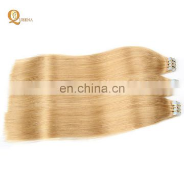 Russian Hair Tape Hair Extensions,Ombre Remy Tape Hair Extension,Tape Hair Extension in Dubai