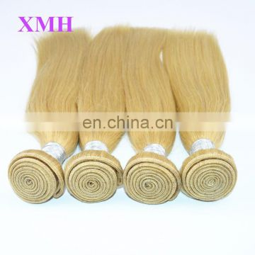 Russian Hair 613 Blonde Hair Weave long human hair weave