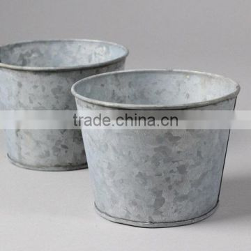 cheap price wholesale metal planter for slae