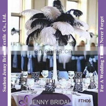FTH01 Table Centerpiece Tree Wholesale Ostrich Feather