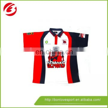 Digital print with pattern Cricket Jersey Pattern