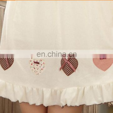 Wholesale Fashion Cotton Bathrobe With Absorption And Sexy