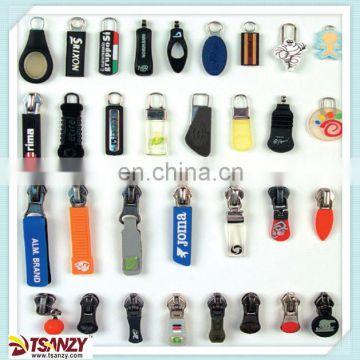 Custom Plastic Zipper Head Puller Slider