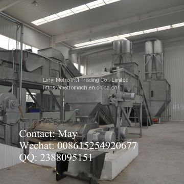 Particle board production machinery line