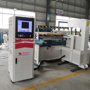 cnc curve saw milling cutting machine for curve wood