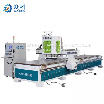 Gantry Nesting Table CNC Cutting Machine For Woodworking Furniture