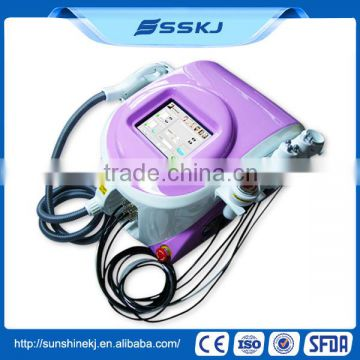 CE approved Portable most effetive 6 in 1 ipl hair removal machine
