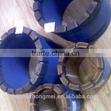 professional diamond core drill bit with high qulity