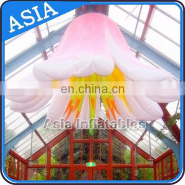 Inflatable Led Light Changing Flower, Wedding Decoration Flower, Colourful Flower