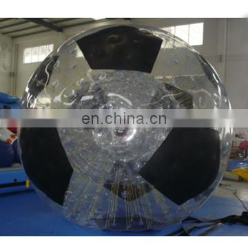Inflatable water game, zorb ball, football roller ball