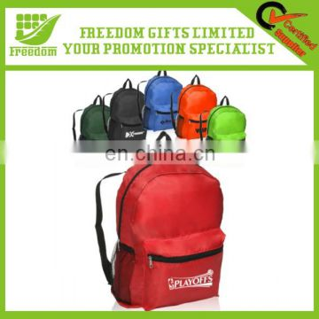 Promotional Custom Logo Printed Sports Backpack