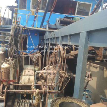 Sale: 41m Conveyor Bridge of Excavator Ship