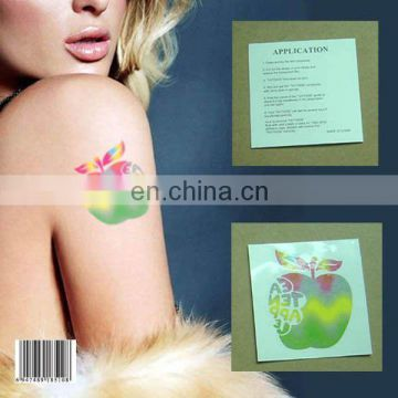 2015 Hot! tatoo,face temporary tattoo and body tattoo sticker for celebration, party, holiday