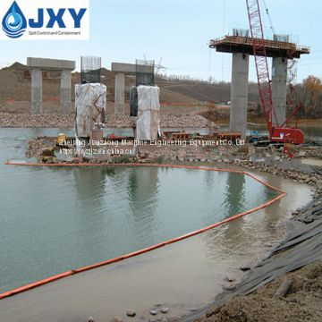 Geotextile Floating Silt Curtain Of Silt Curtain From China