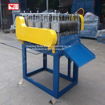 Vietnam good style RSS Five In One Rubber Dewatering Sheeting Machine