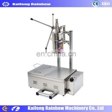 High Quality Hot Sale Adjustable Speed 7L Commercial Churros Machine With Churro Filler