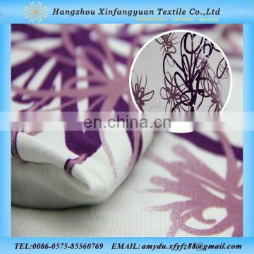 high quality printed rayon fabric knitted fabric for china alibaba