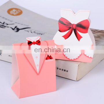 beautiful wedding gift butterfly paper candy box gift boxes wedding candy box