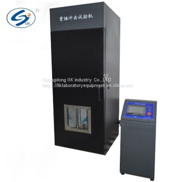 Lithium Ion Battery Safety Impact Testing Machine