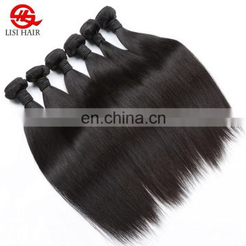 Wholesale New Bundles Straight Indian Hair Weave Style