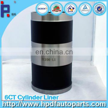 Diesel Engine parts 6CT cylinder Liner 3800328