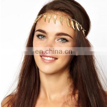 Wholesale latest fashion indian head chain