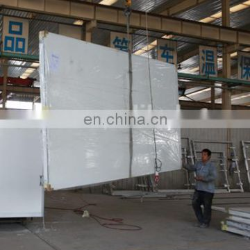 big and small size top quality refrigerated fiberglass truck box body