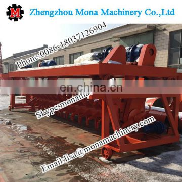 Supplying best poultry manure compost turner for cow/pig chicken manure