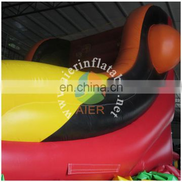 2016 Aier Inflatable basketball hoop, Outdoor Games & Fun