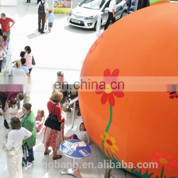 Advertising balloon big inflatable helium balloon with led light for sale