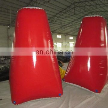 Professional chest protector paintball inflatable bunkers for fun