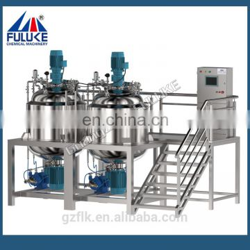 Toilet cleaning agent making machine