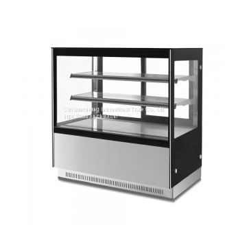 pezo 1.8 meter air cooling cake display