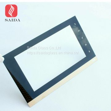 industrial monitor Multi-touch display Capacitive touch display front cover lens