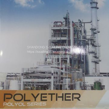 polyether polyol for pu foam shoe sole