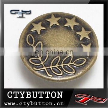 (JB143) wholesale flat back cover buttons