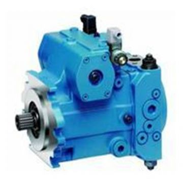 R910985304 Heavy Duty Excavator Rexroth Aea4vso Tandem Piston Pump