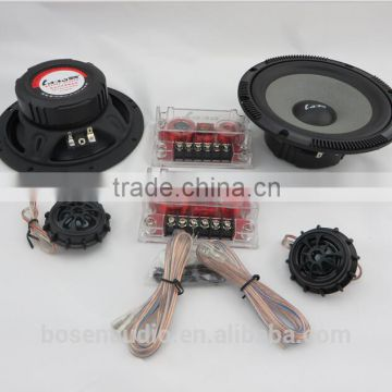 New arrival MAX.150W 2-way 6.5 inch component car speakers
