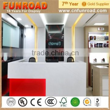 Modern Tesco Plywood Baking Phone Shop Display Furnitures For Display  Cabinet For Sale ...
