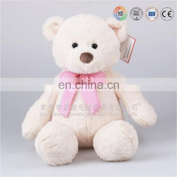 custom 60cm stuffed plush bear bulk teddy
