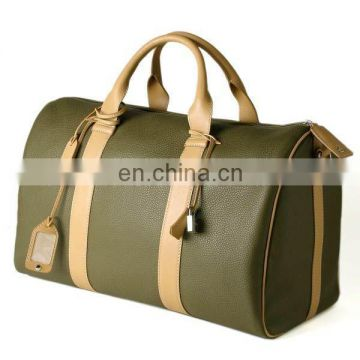 new stylish pu travel bag 20 inch