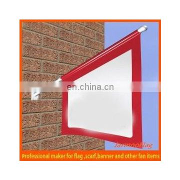 outdoor promotion custom wall flag