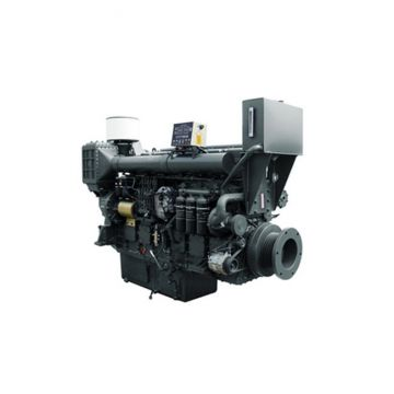 High efficiency 6 cylinder diesel marine engine SDEC 170hp