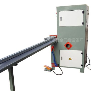 840×1080×1600mm Aluminium Manufacturing Machines Double Head Aluminium Cutting Machine