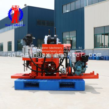 In Stock Geological Exploration Small Hydrualic Drilling Rig Machine For Sale