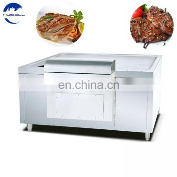 Commercial electric Japanese teppanyaki griddle grill