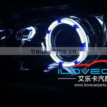 AILECAR led angel eyes 2016 new design 3D angel eyes/halos