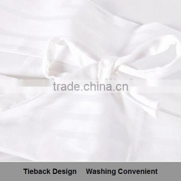 Professional Hotel Textiles Manufacturer Wholesale White Hotel Bed Sheet                                                                                         Most Popular