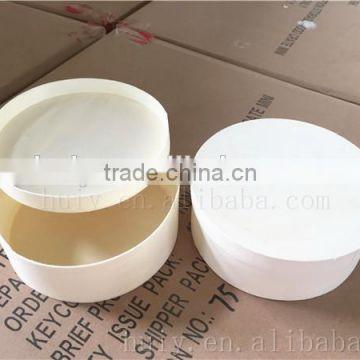 Cheap Thin Slice Balsa Lightweight Custom Print Poplar Round Wood