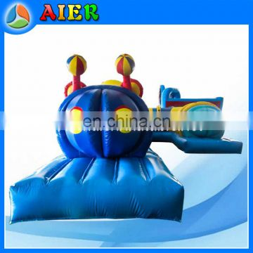 inflatable caterpillar tunnel for outdoor or indoor playing